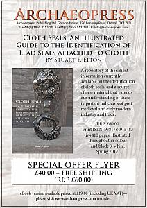 '' Offer 1 Cloth Seals Book