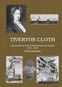"""TIVERTON CLOTH"" book"