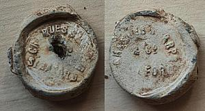 Seed Merchants, Charles Sharpe & Co Seal